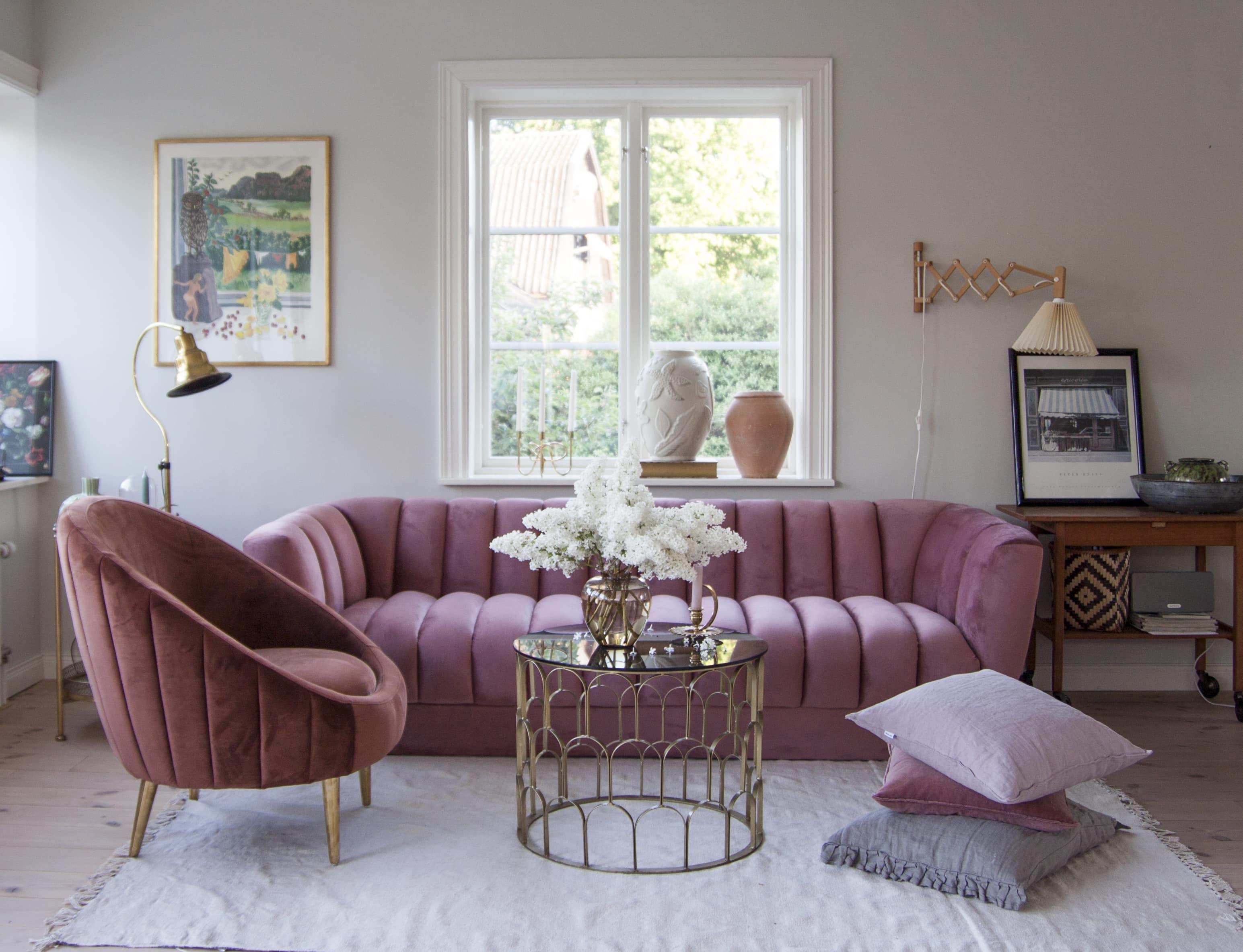Scandinavian Design Swedish Ar Deco Home Tour | Apartment Therapy
