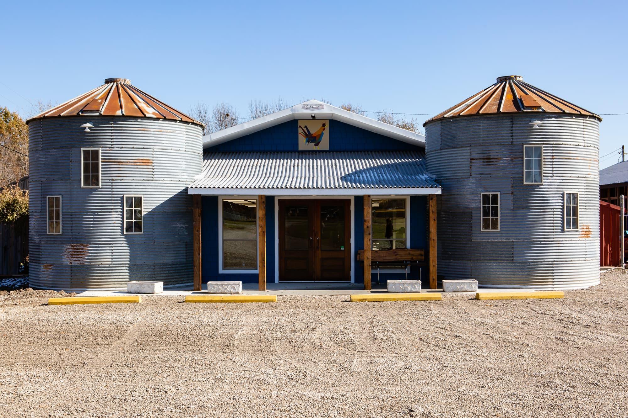 Grain Bins Turned into a Handmade DIY Home Tour | Apartment