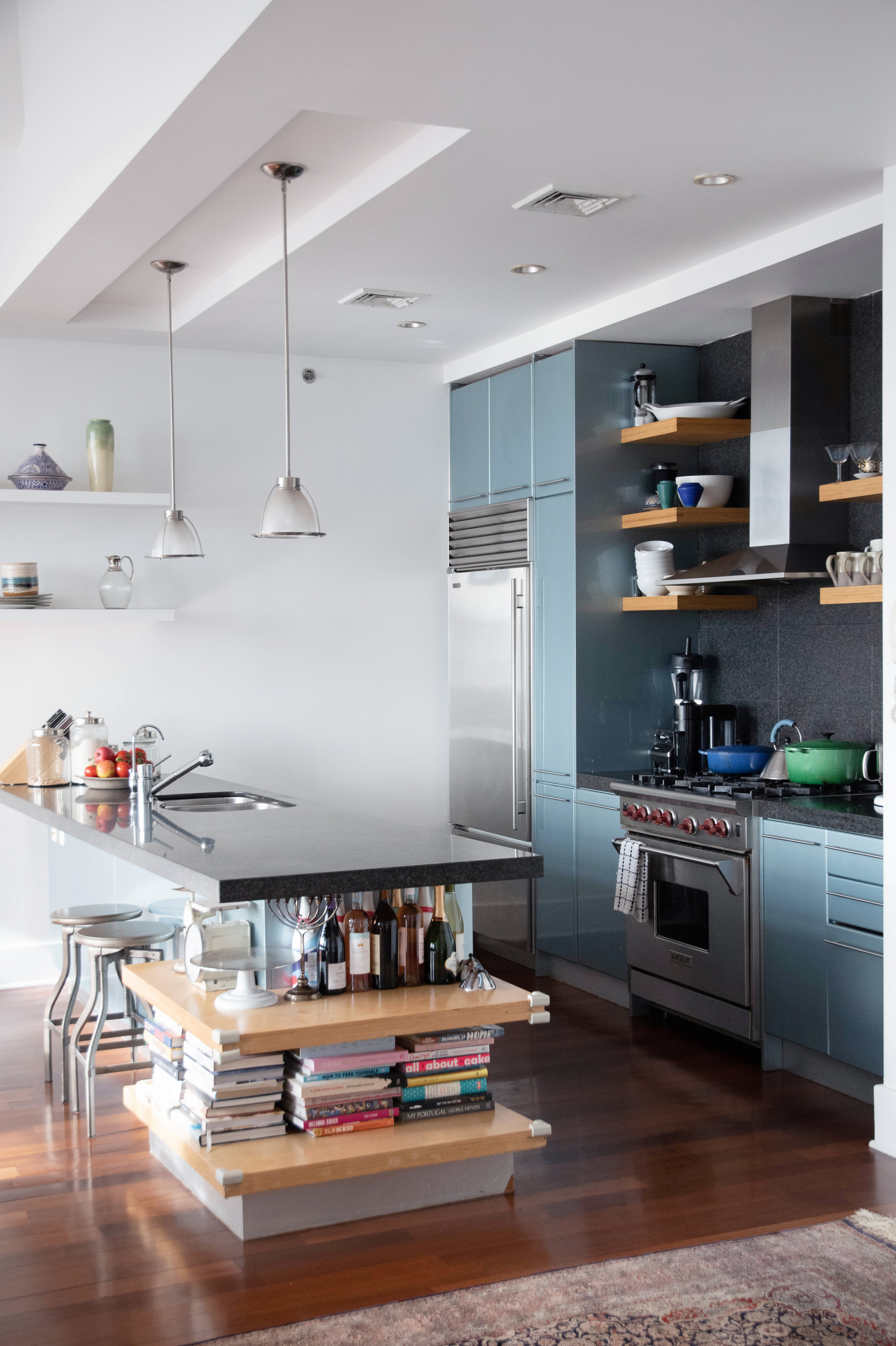 Chef Eden Grinshpan Brooklyn Home Photos Apartment Therapy