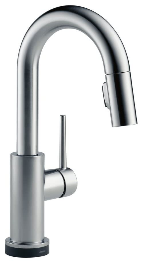 hi tech kitchen faucet hi tech touchless kitchen faucets are a growing trend apartment therapy 6650
