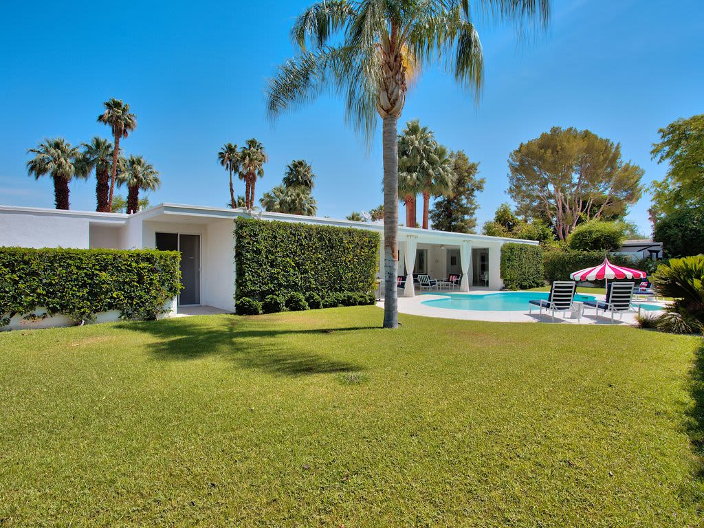 You Can Rent Lucille Ball & Desi Arnaz's Cali Home