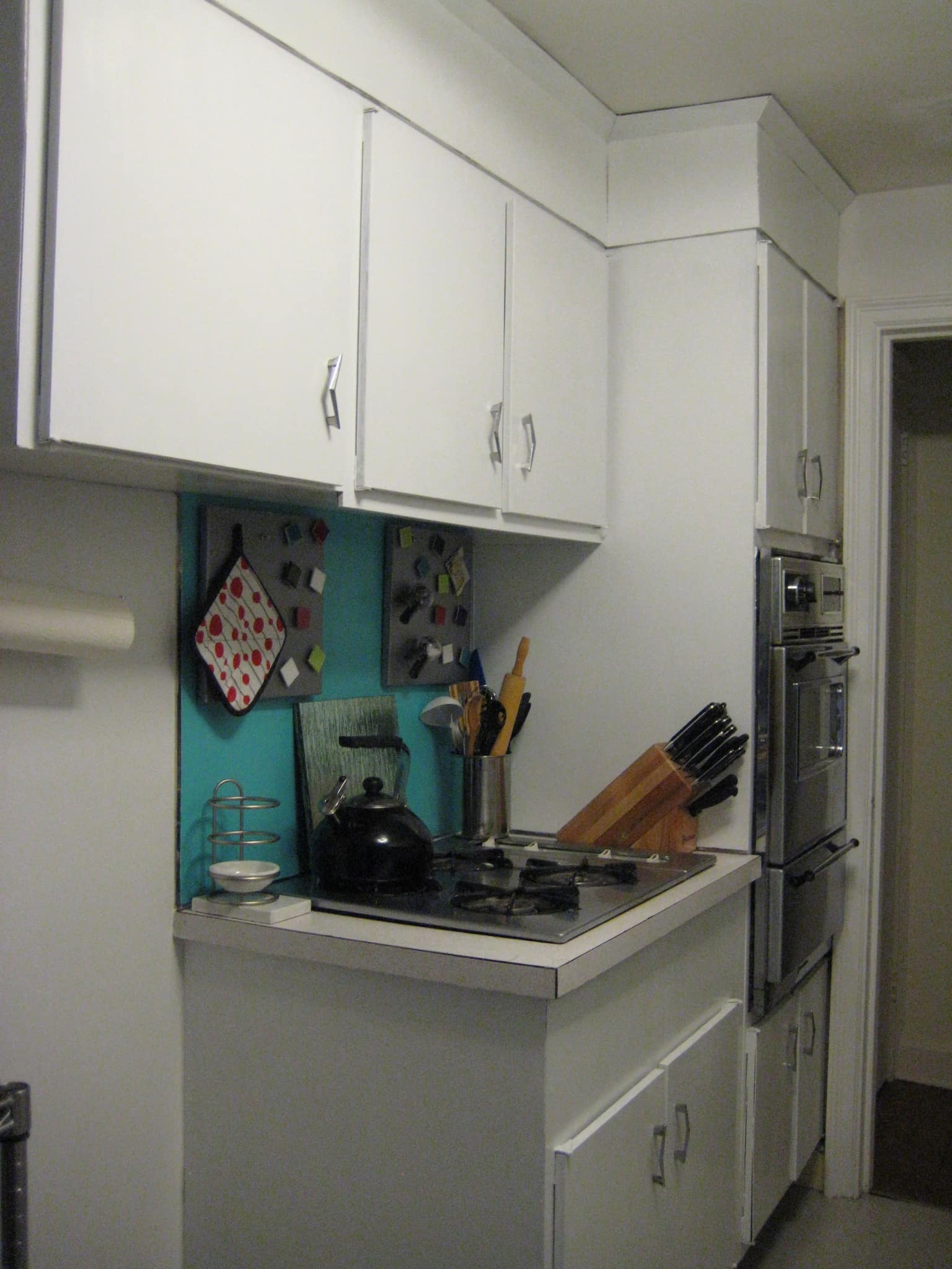 How To Paint Plastic Laminate Kitchen Cabinets Kathleen's