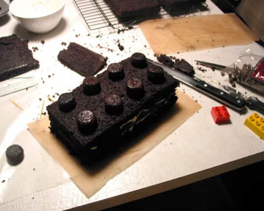 How To Make An Anatomically Correct Lego Cake Kitchn