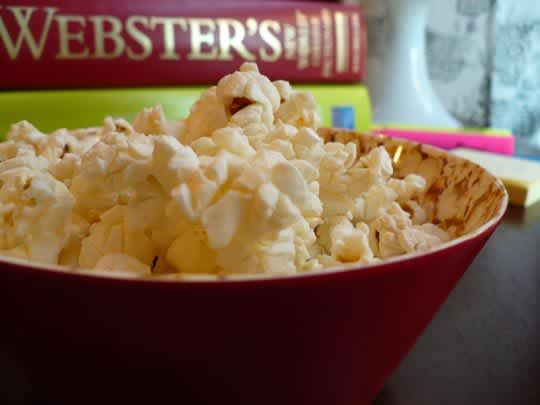 College Eating: How To Make Better Microwave Popcorn | Kitchn