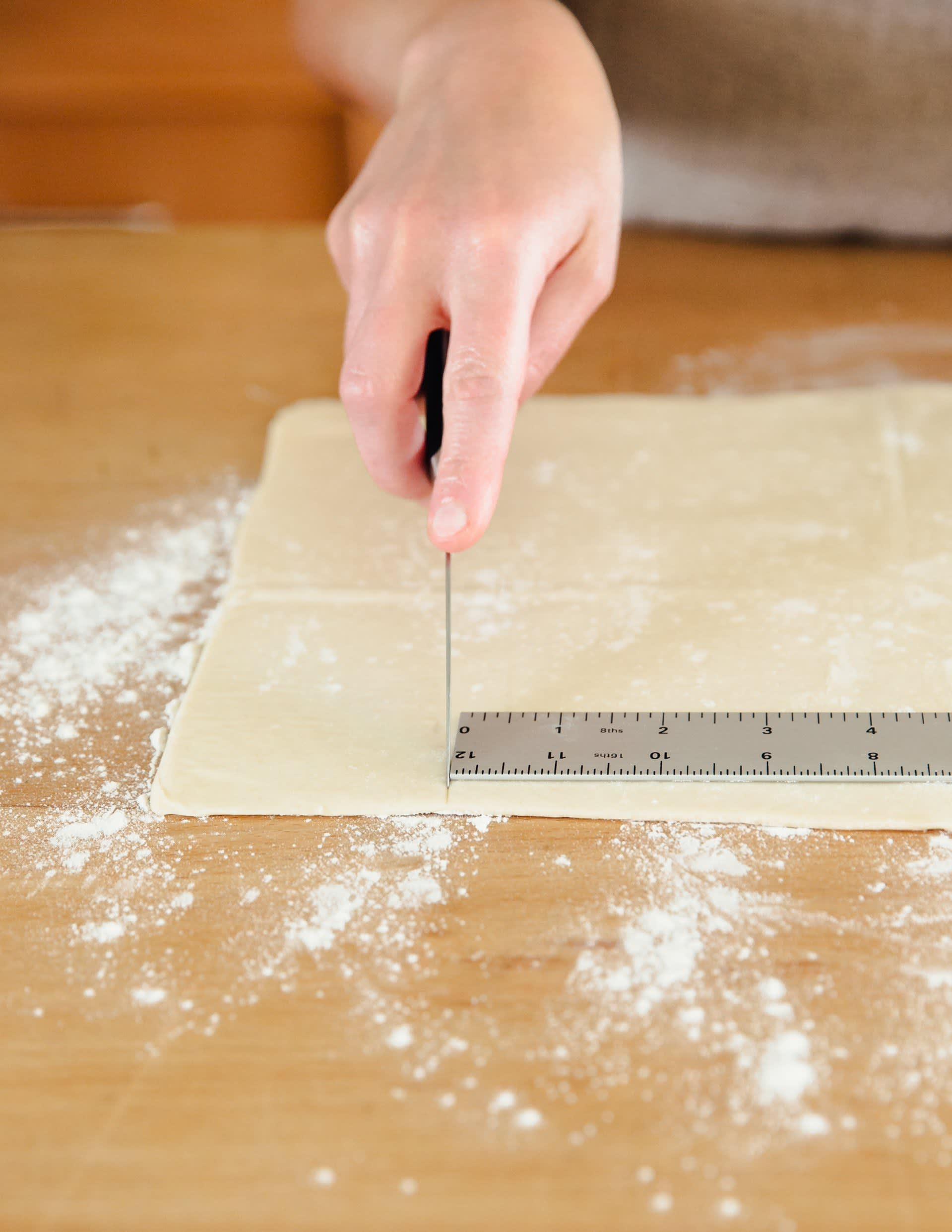 How To Work with Store-Bought Frozen Puff Pastry