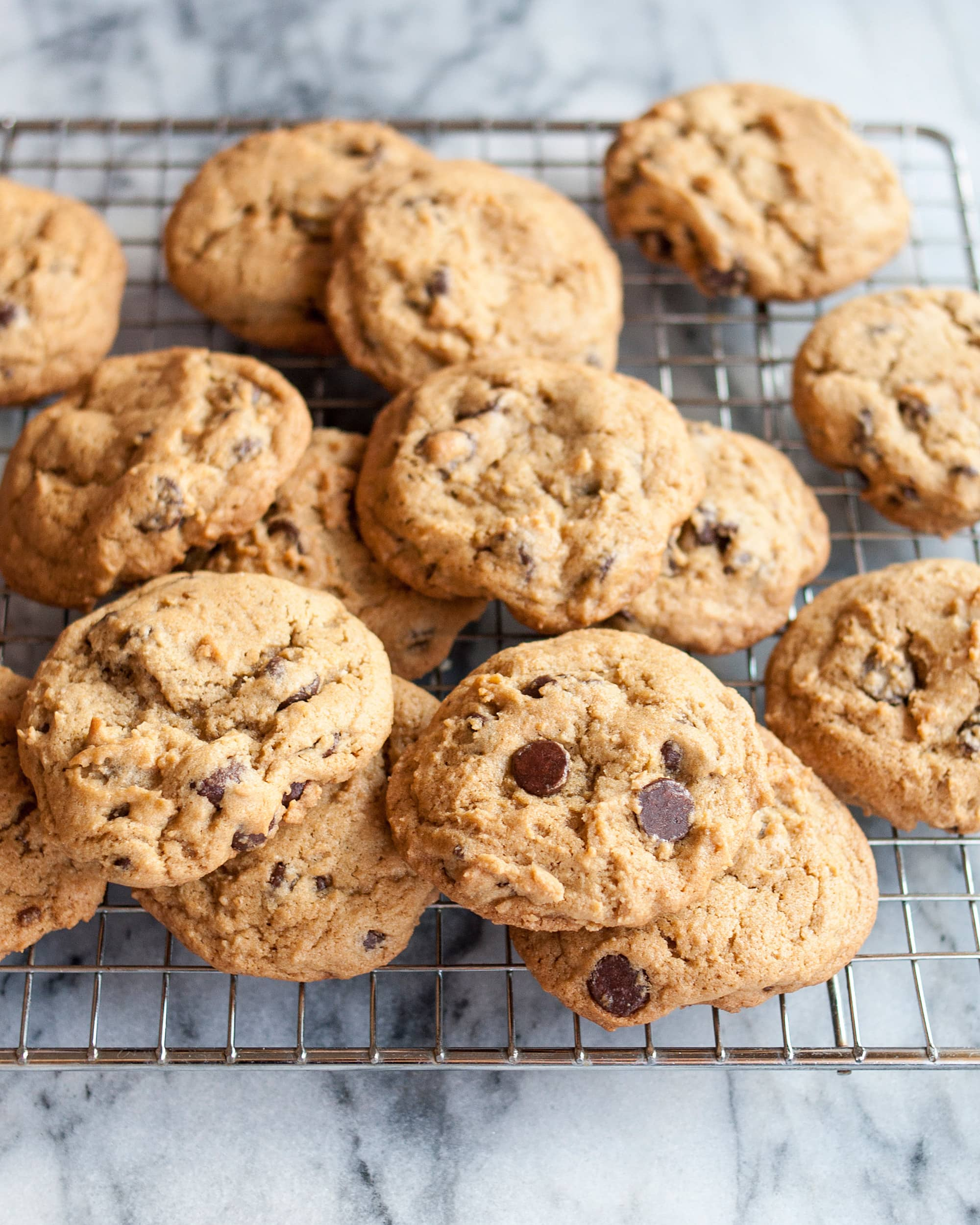 how to make fluffy chocolate chip cookies from scratch