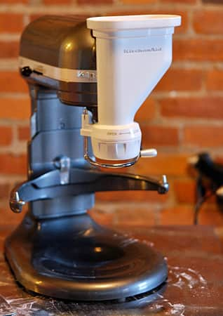 Product Review: KitchenAid Pasta Press Attachment | Kitchn