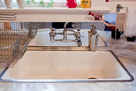 All About: Drop-In Kitchen Sinks   Kitchn