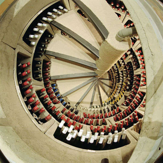 Trapdoor in the Kitchen Floor: Spiral Wine Cellars | Kitchn