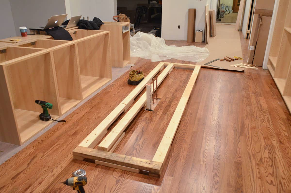 Faith's Kitchen Renovation: How We Assembled & Installed Our