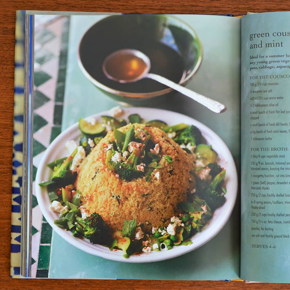 Apricot Pit Apartments: Vegetarian Tagines & Couscous By Ghillie Basan