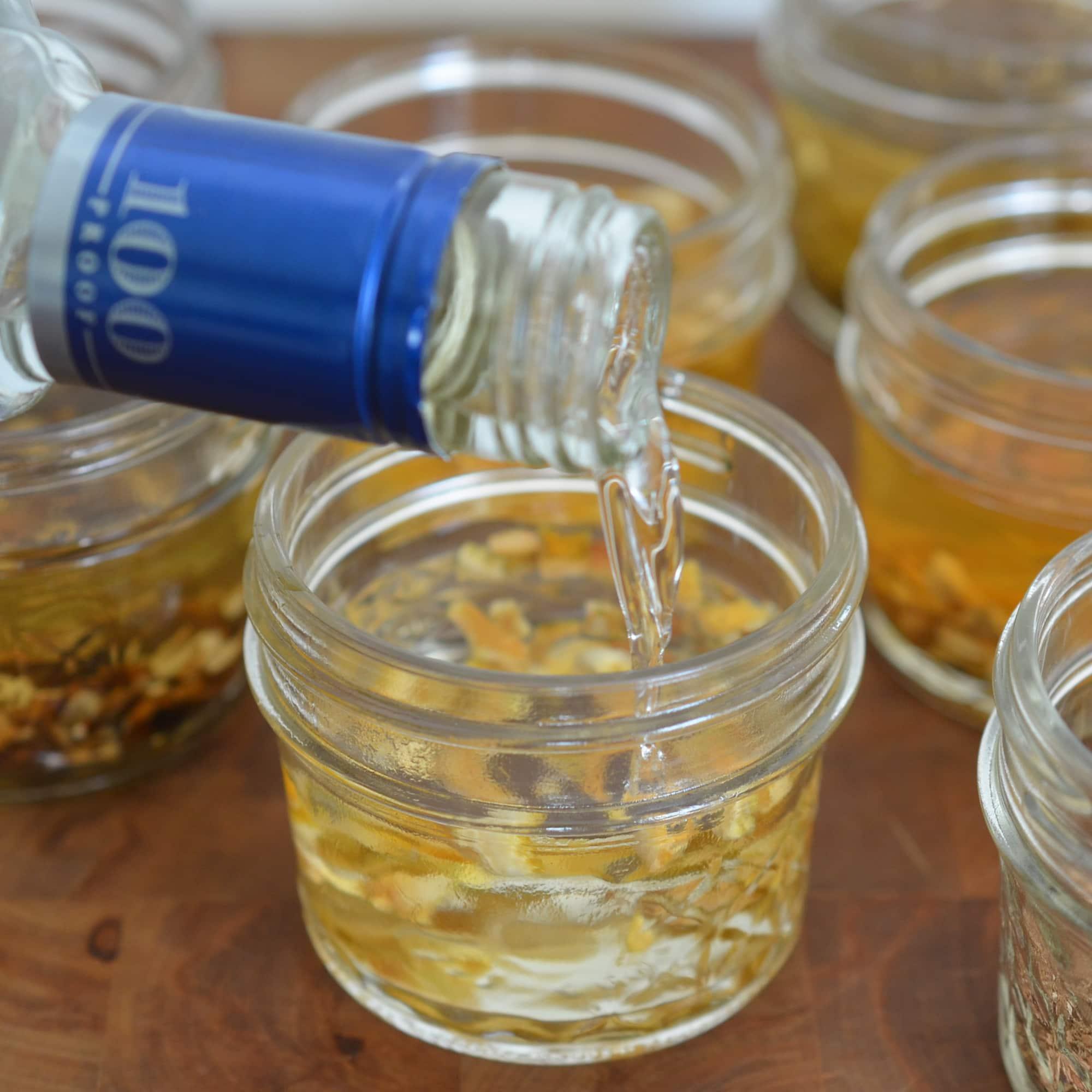 How to Make Homemade Bitters
