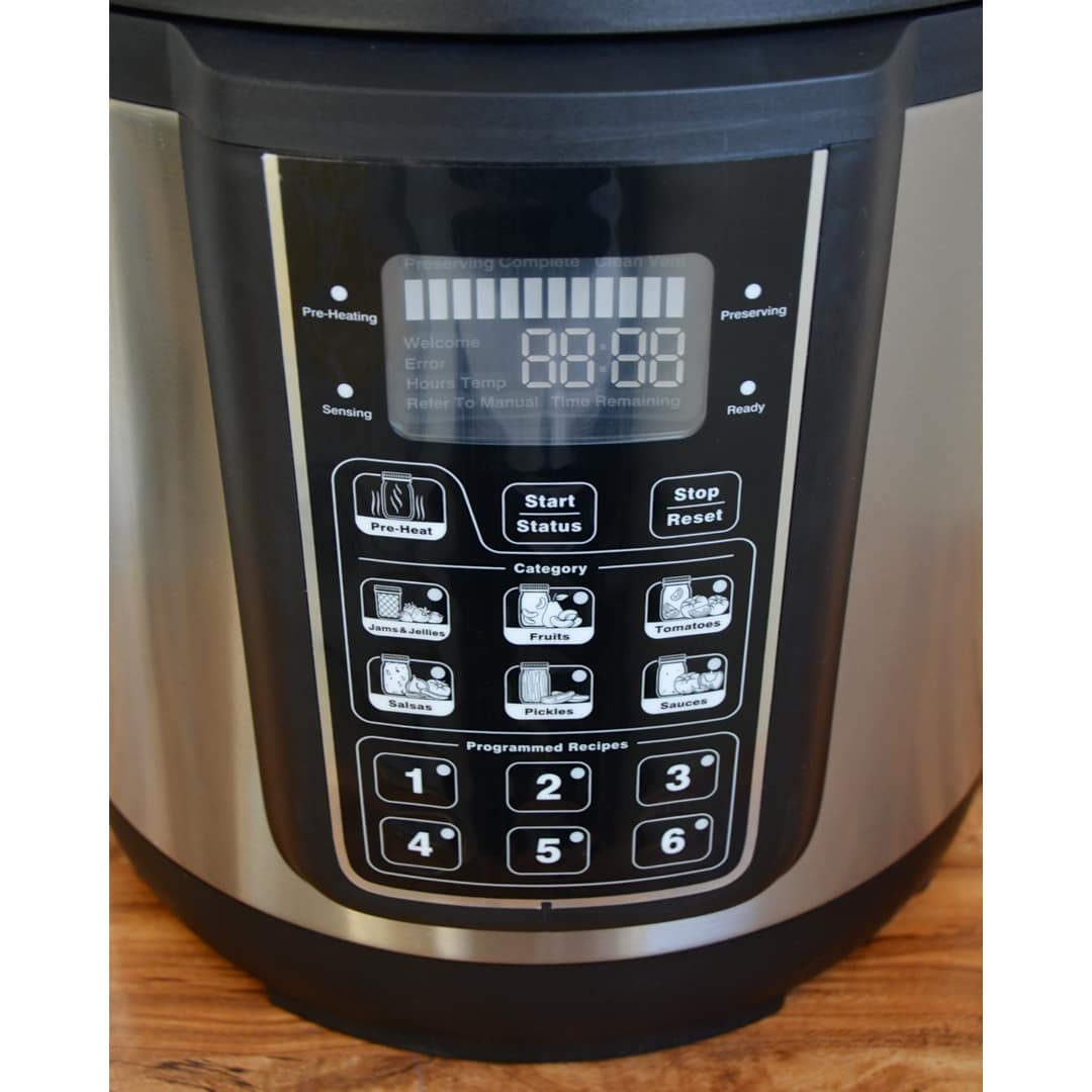 Ball Freshtech Automatic Home Canning System Kitchn