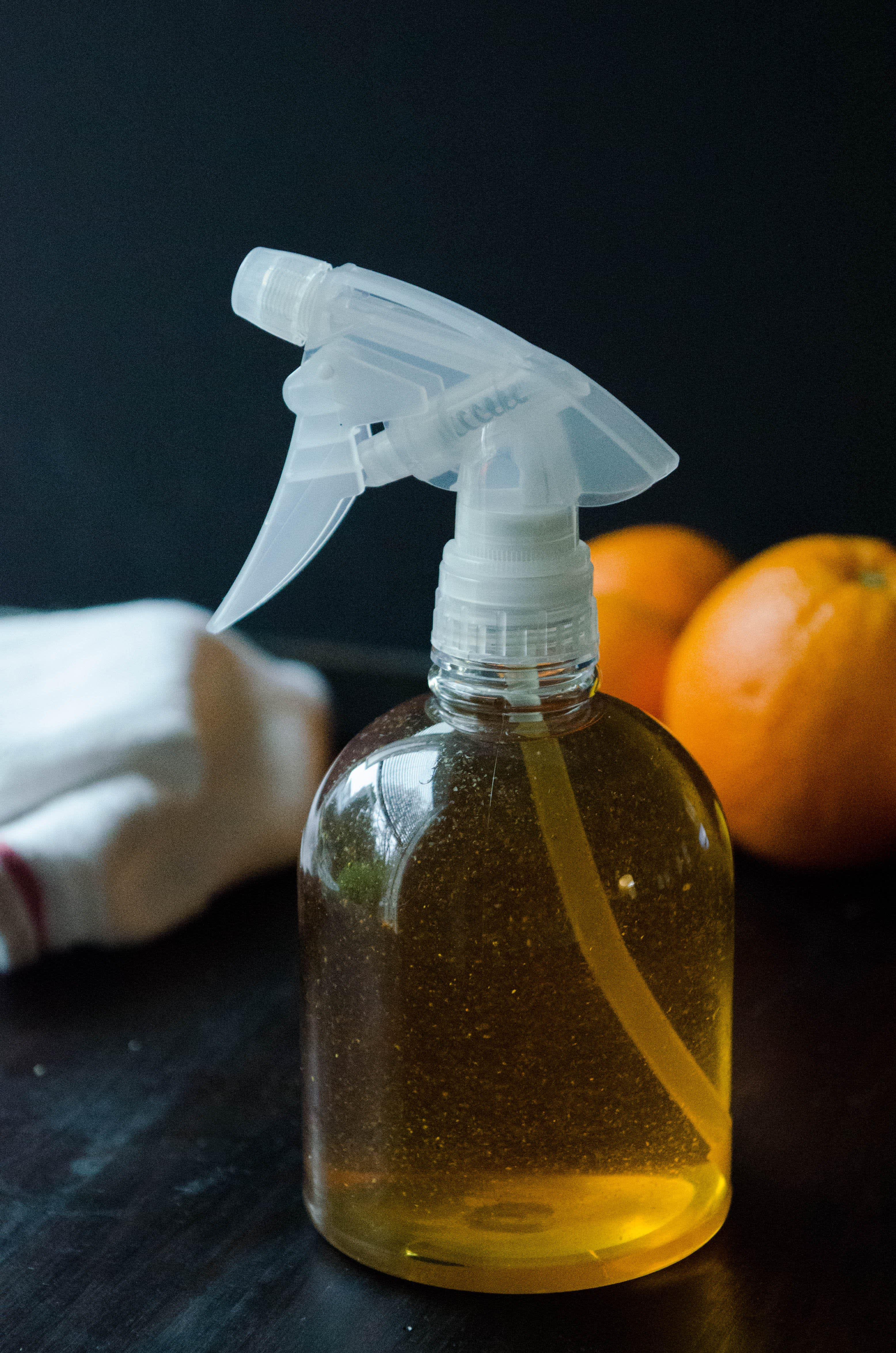 How To Make an All-Purpose Kitchen Cleaner Using Citrus