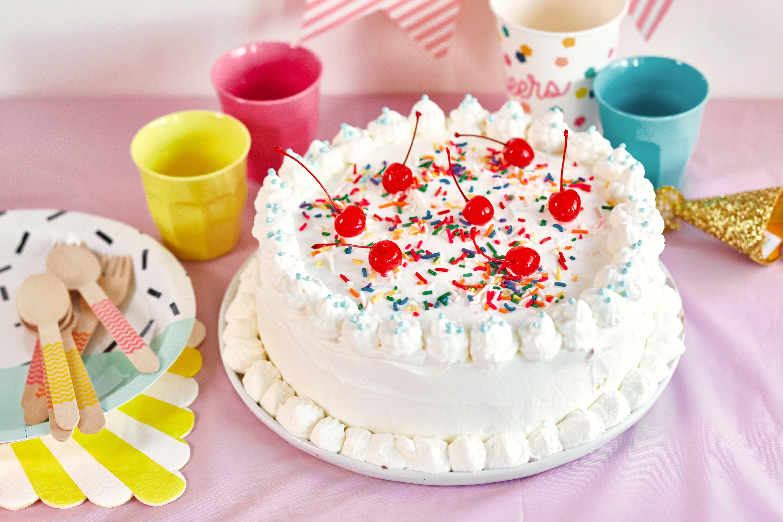 How To Make An Ice Cream Cake