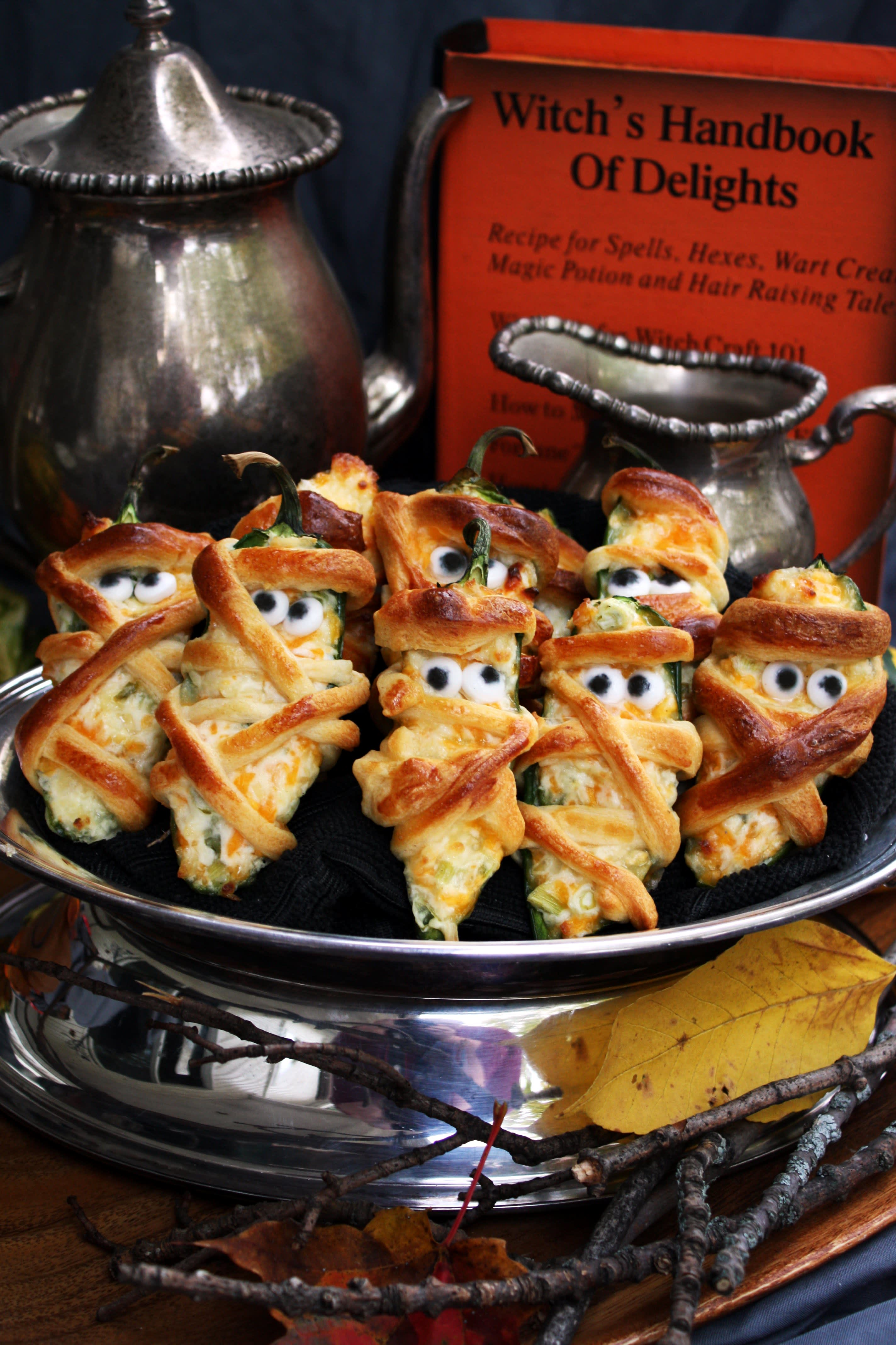 We Tried 7 Popular Halloween Recipes from Pinterest (So You
