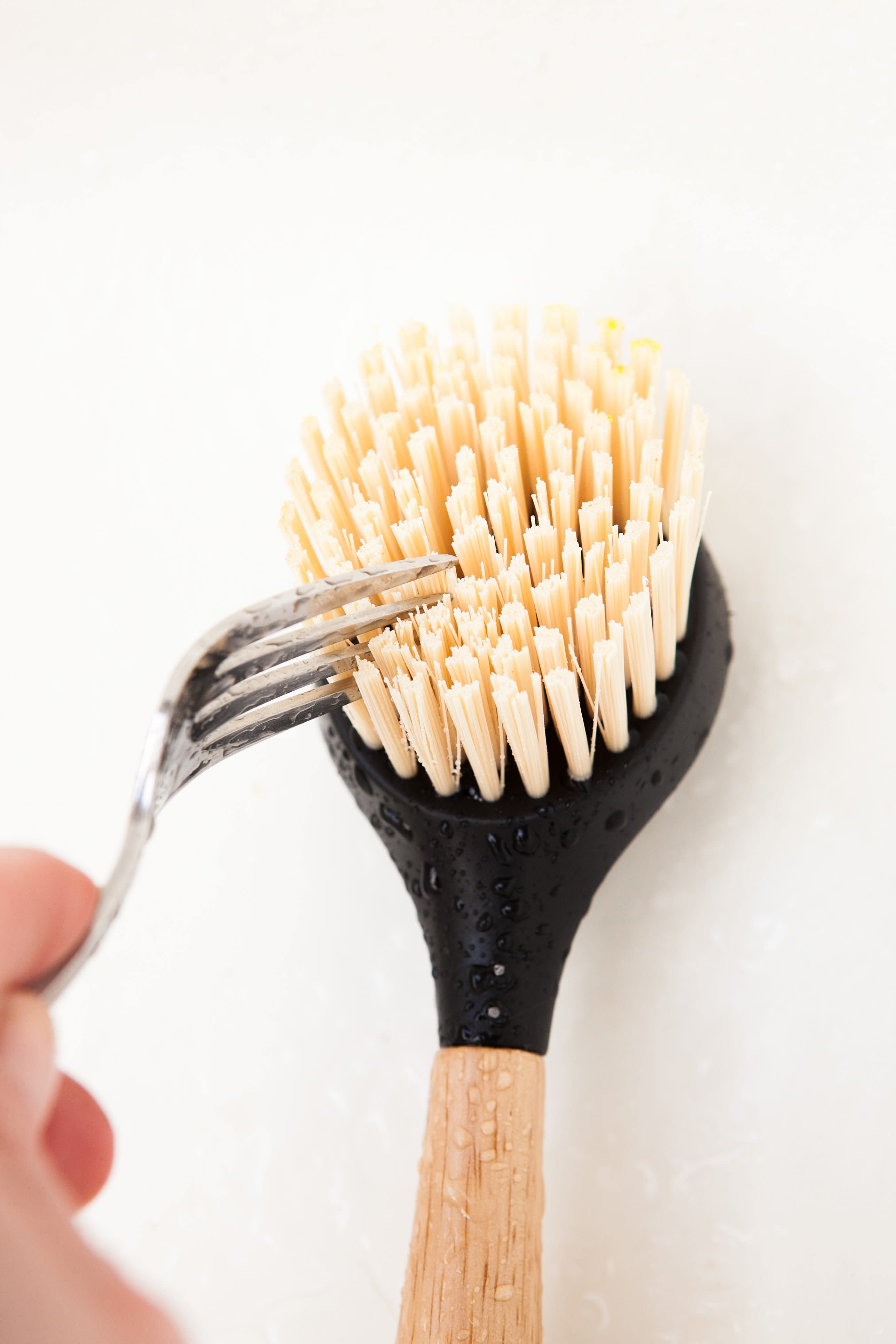 How To Clean and Disinfect a Dish Brush | Kitchn