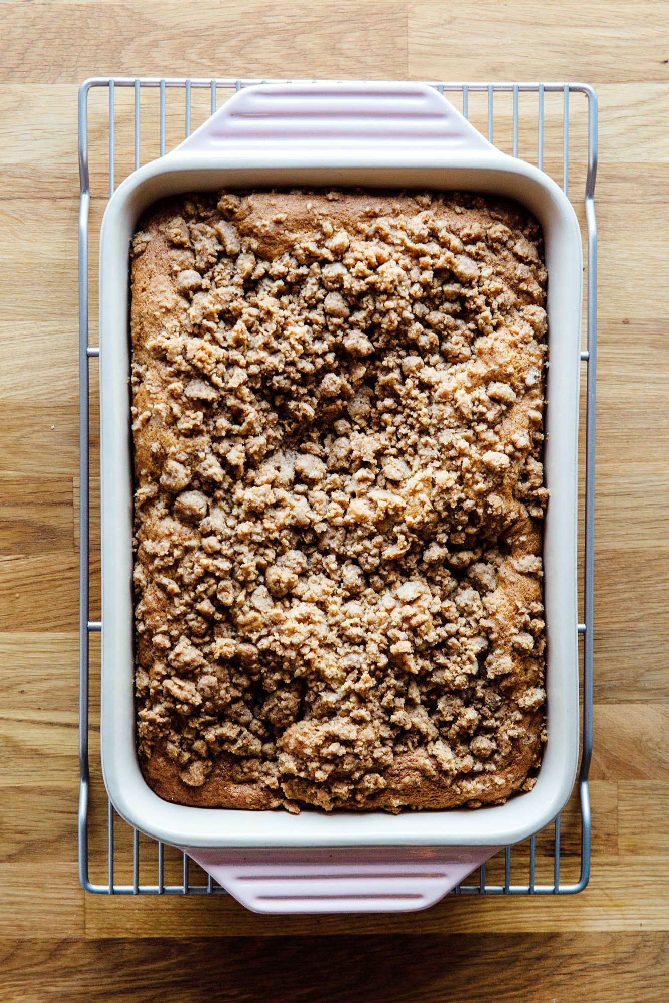 How To Make Classic Coffee Cake Kitchn