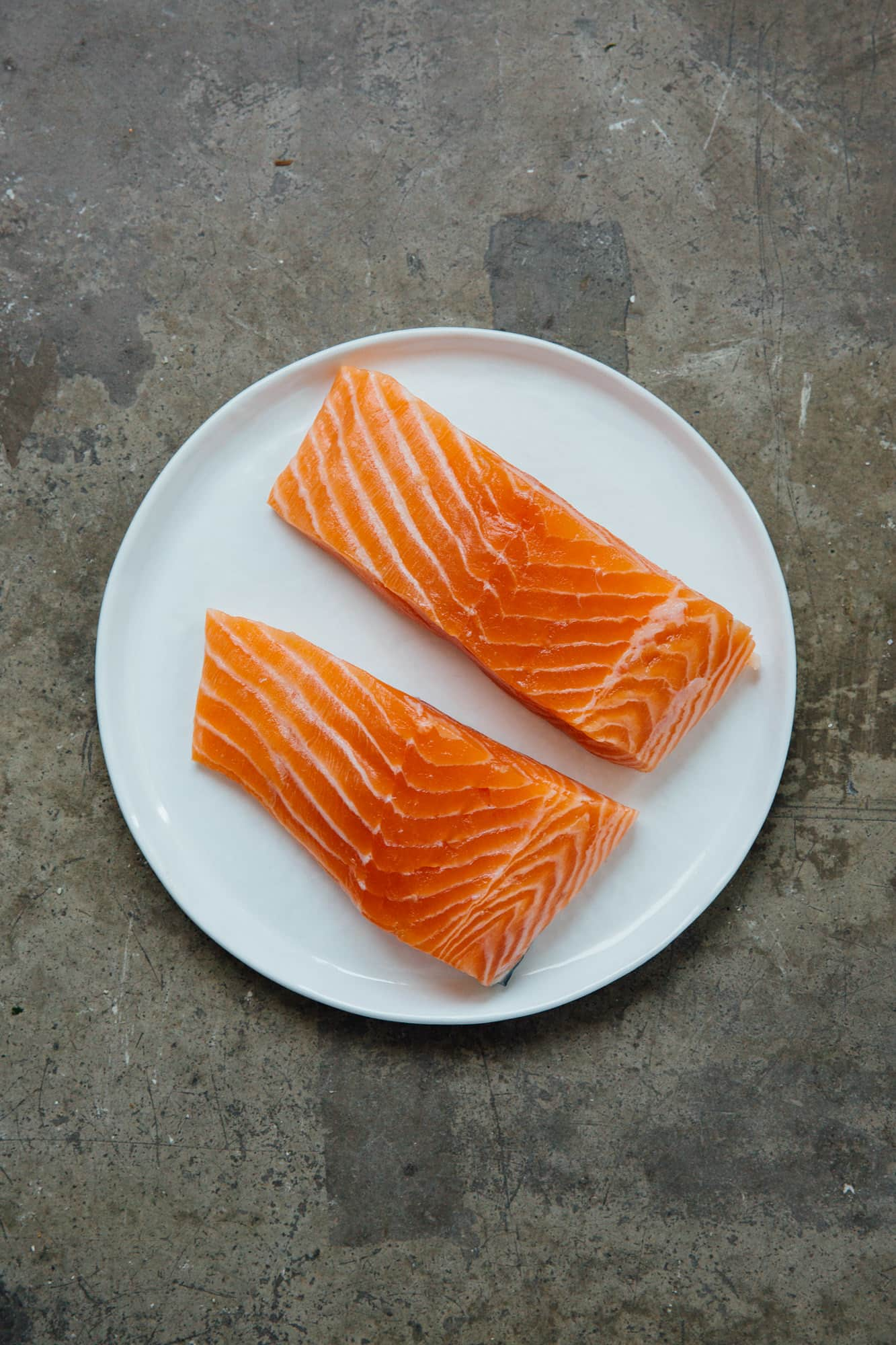 what is a salmon fillet