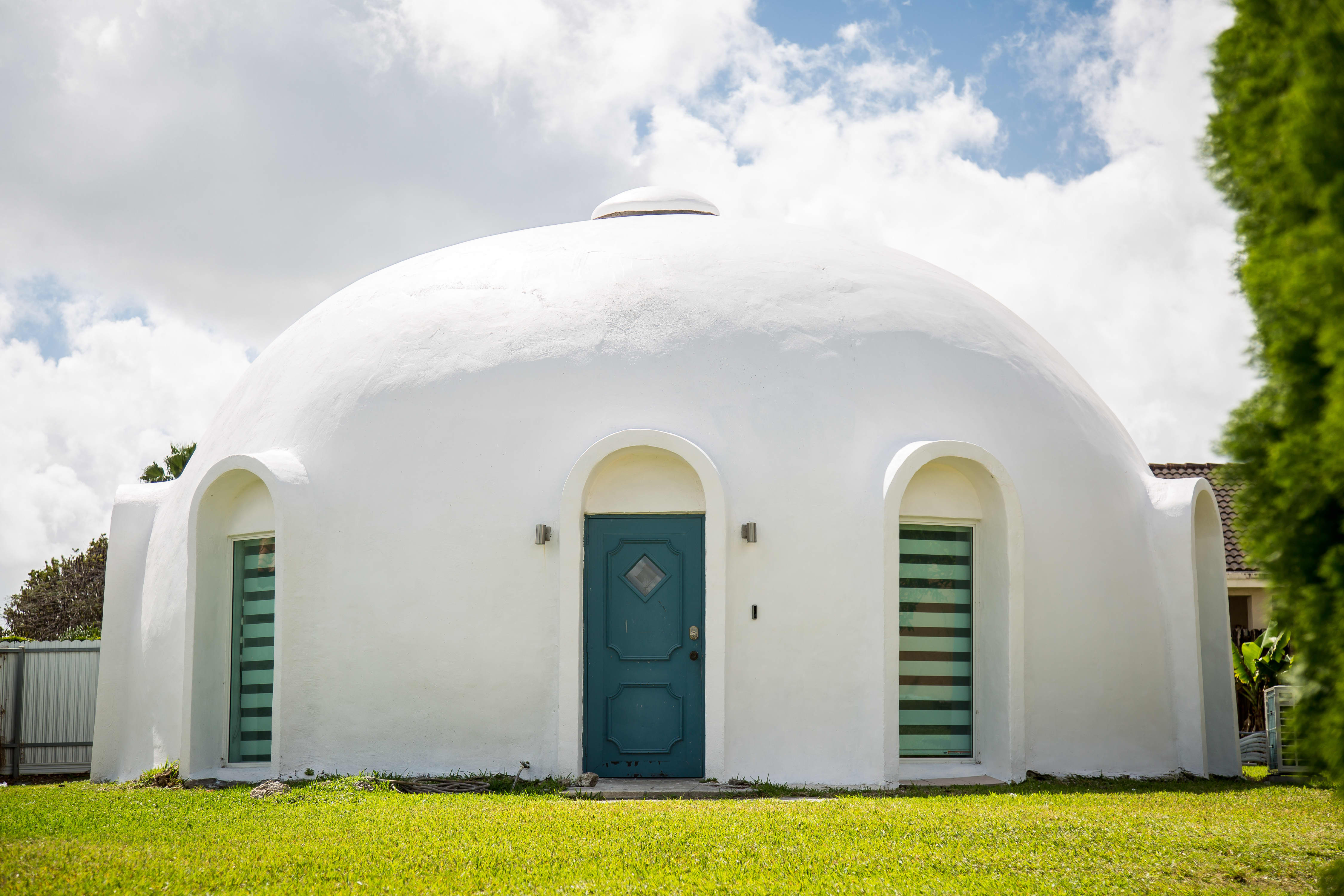 Look at Miami Chef Eileen Andrade's Igloo-Shaped House | Kitchn