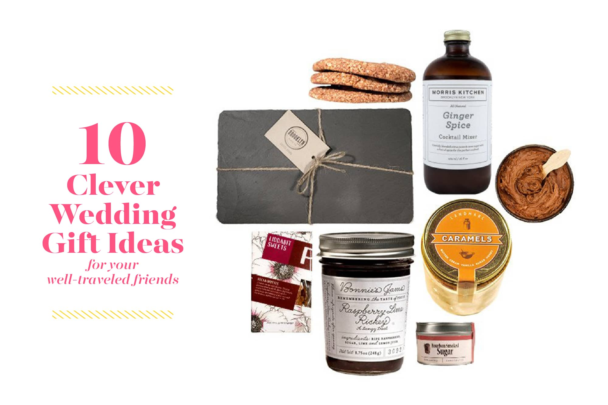 Wedding Gifts For Couples.10 Wedding Gifts For Couples Who Love To Travel Kitchn