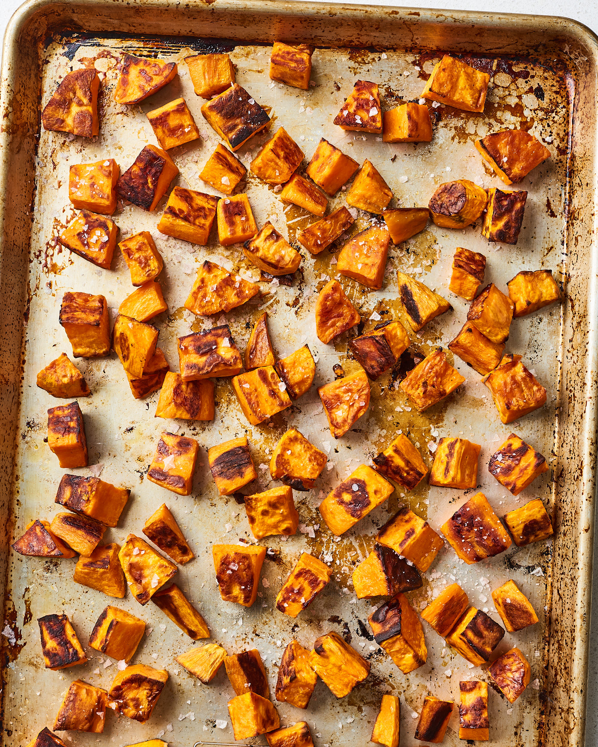 The Fastest Ways To Cook Potatoes: How To Make The Best Roasted Sweet Potatoes