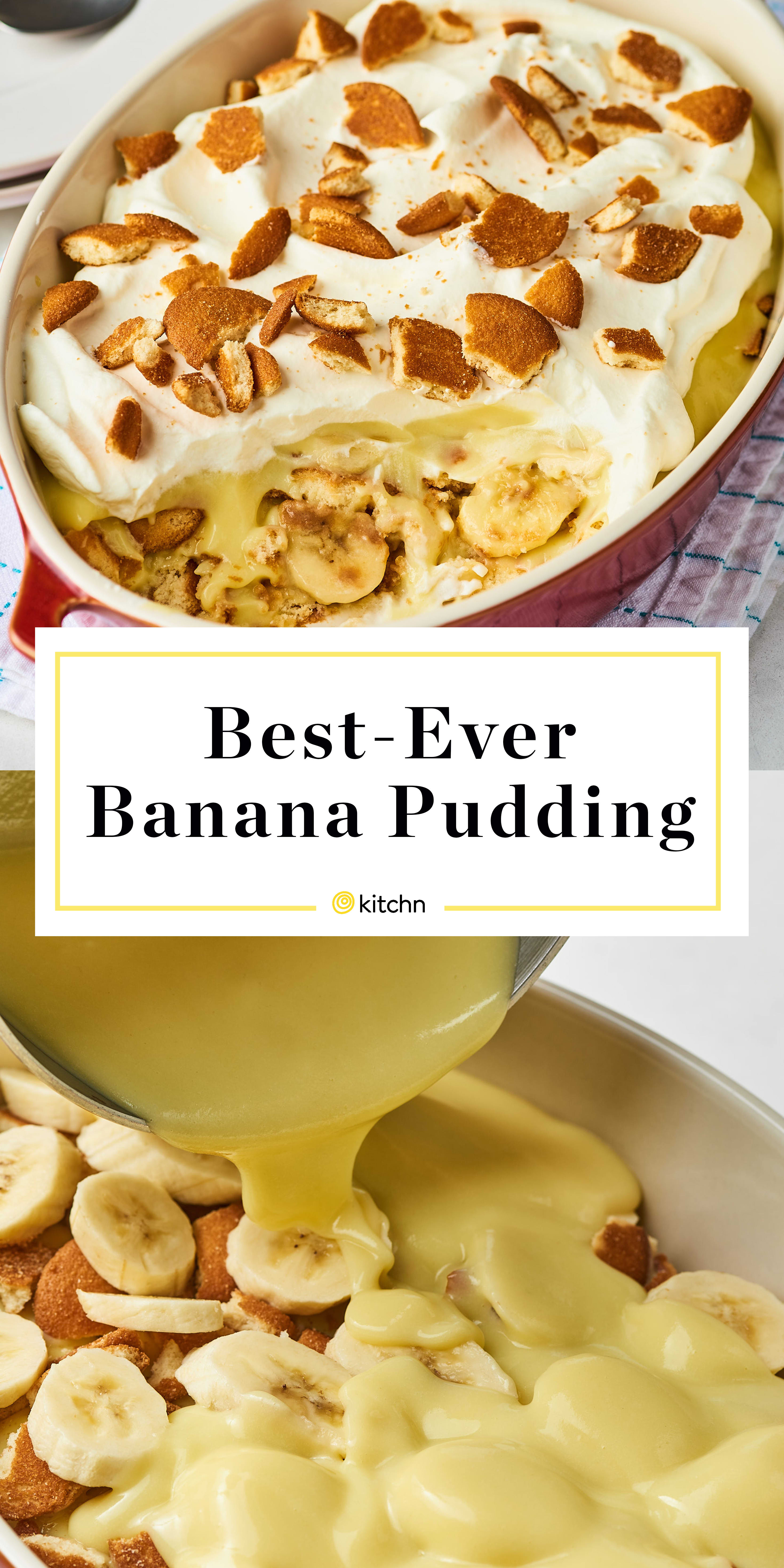 The Best Easy Banana Pudding | Kitchn