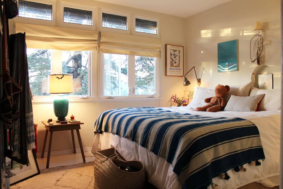 Simplicity & Balance: 13 Artists' Bedrooms | Apartment Therapy