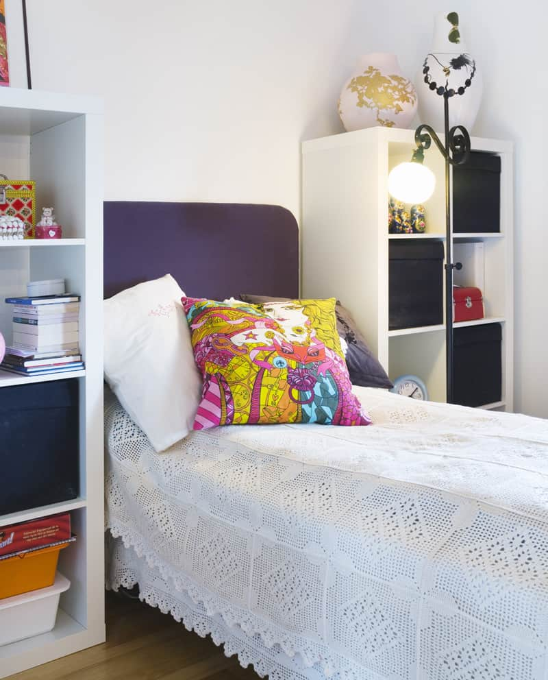 The World's Most Popular Bookcase: Best Uses Of The IKEA