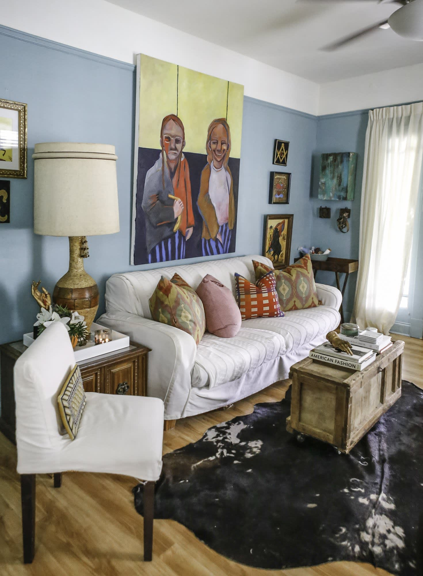 House Tour: A New Orleans Bougie Boho Style House ...