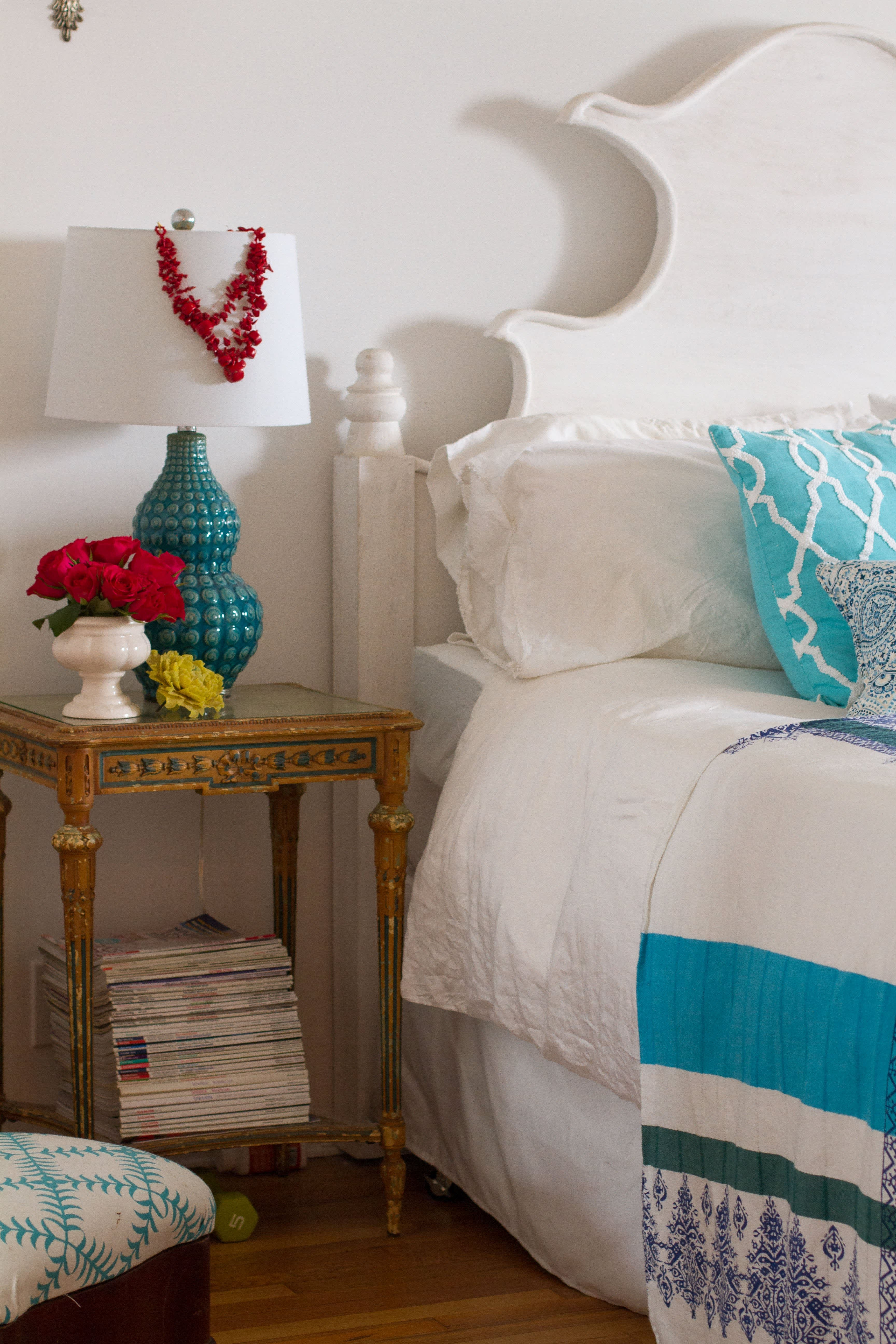 House Tour: A Mother & Daughter Create A Bohemian Home