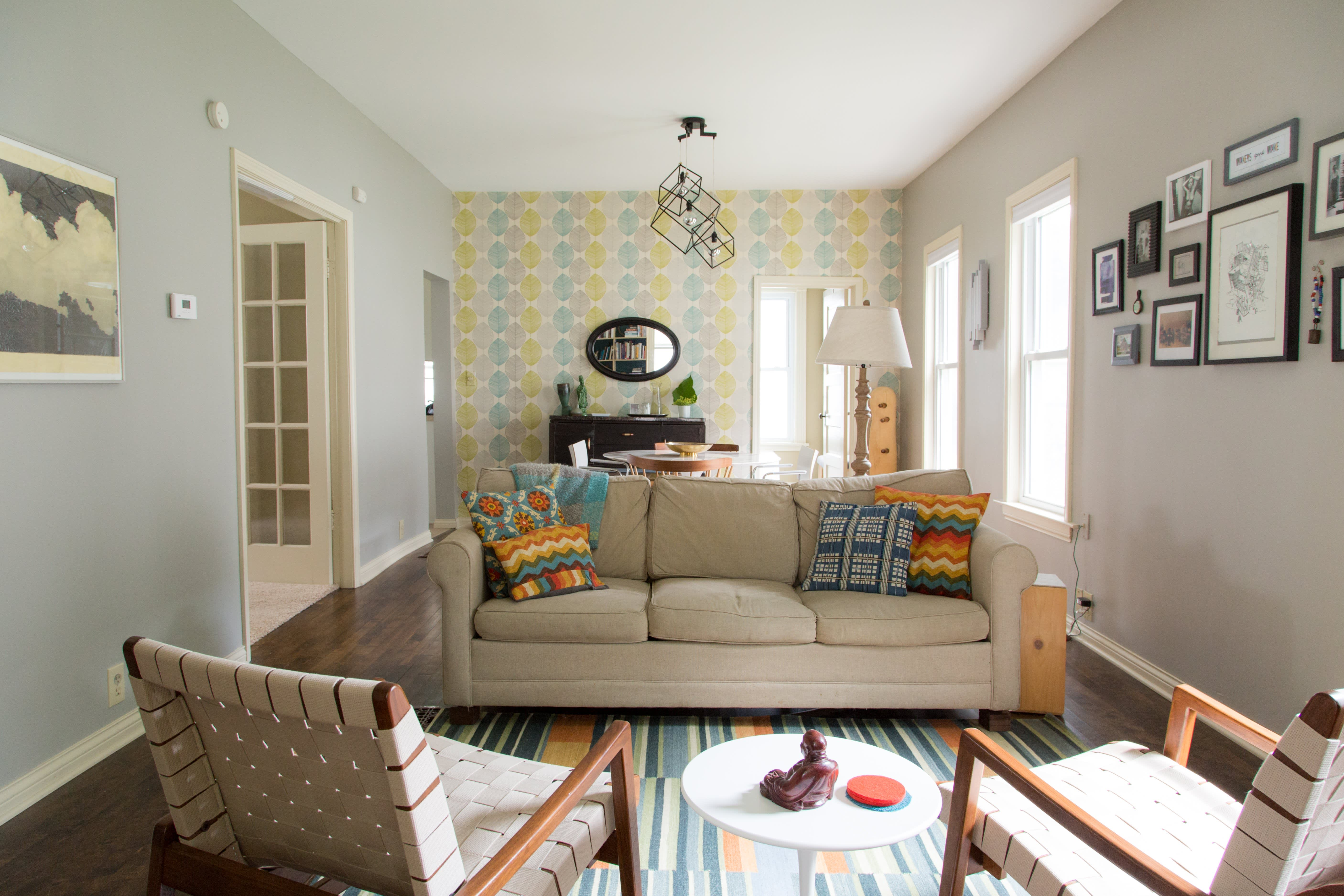 House Tour: A Cozy & Creative DIY Minneapolis Retreat ...