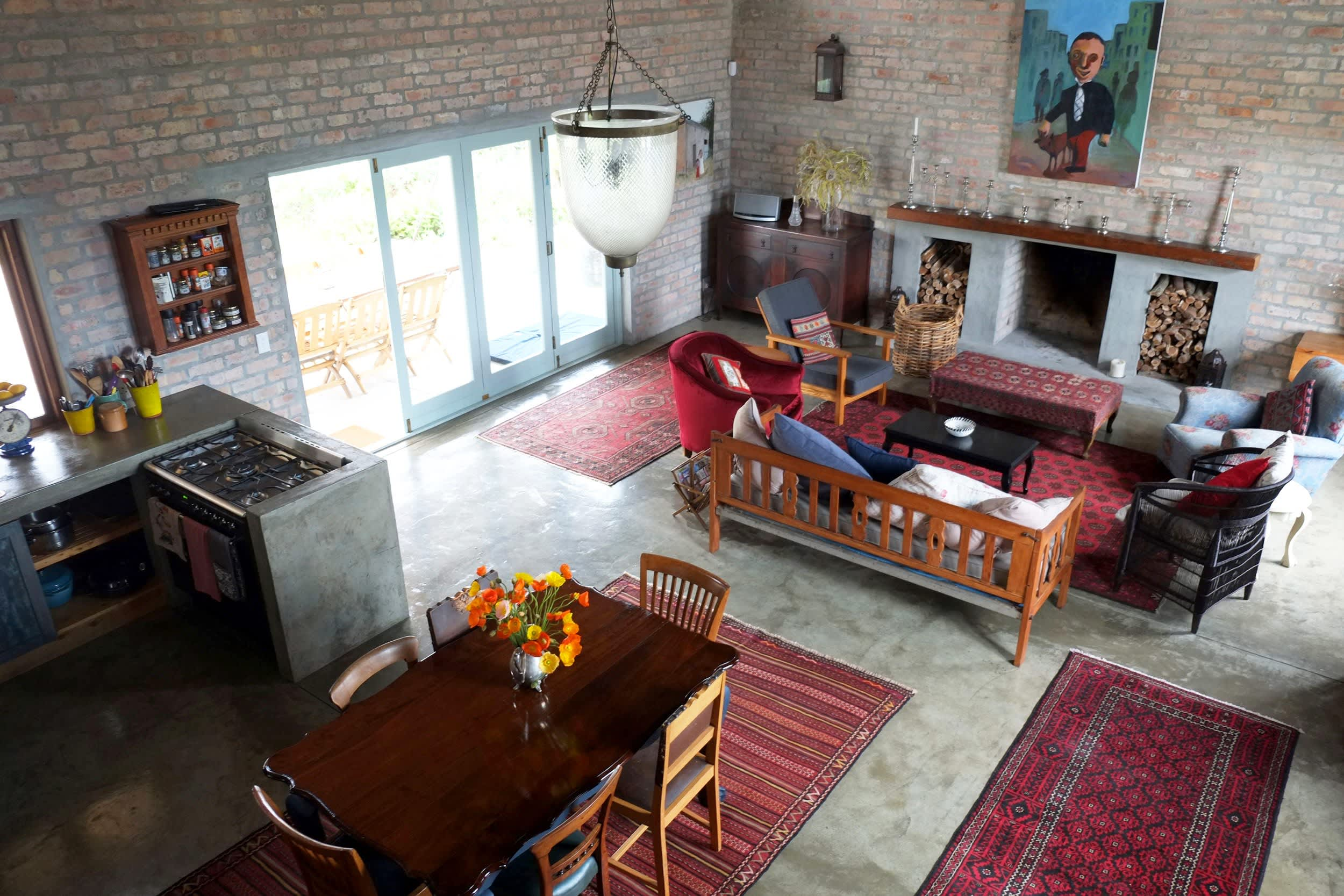 House Tour A Barn Style Home In South Africa Apartment