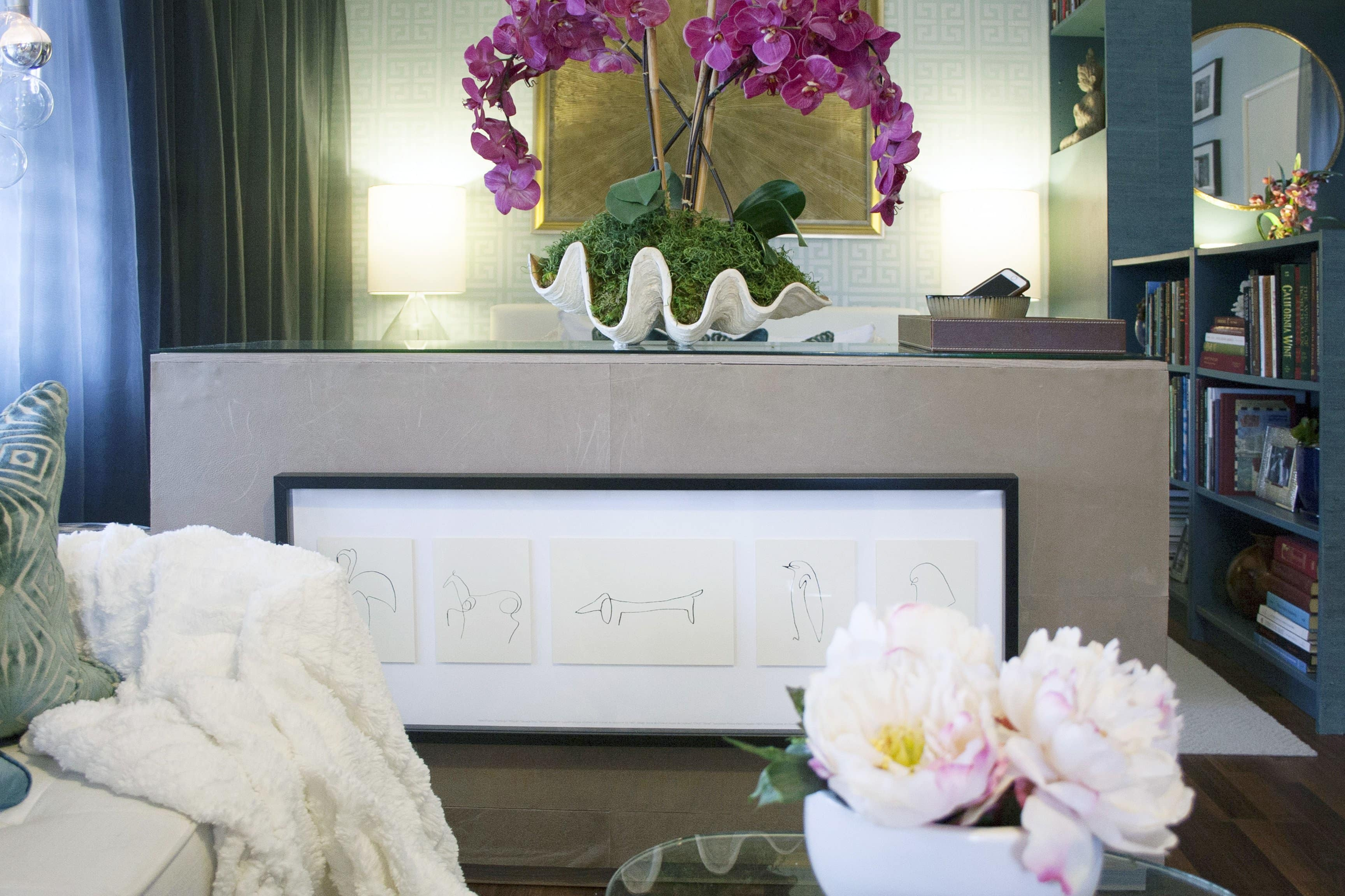 House Tour A Glam West Hollywood Studio Apartment
