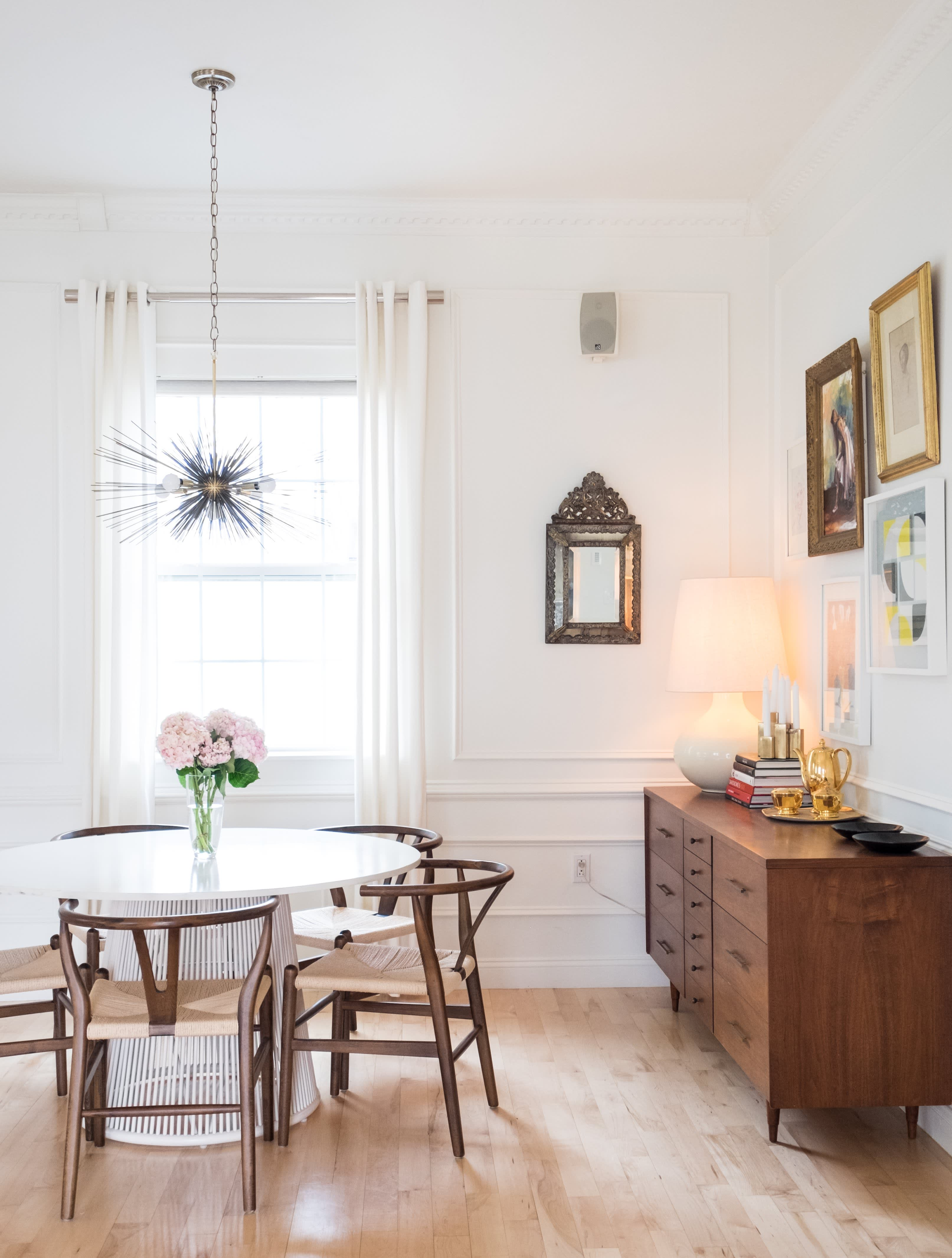 West Elm Dining Table Apartment Therapy
