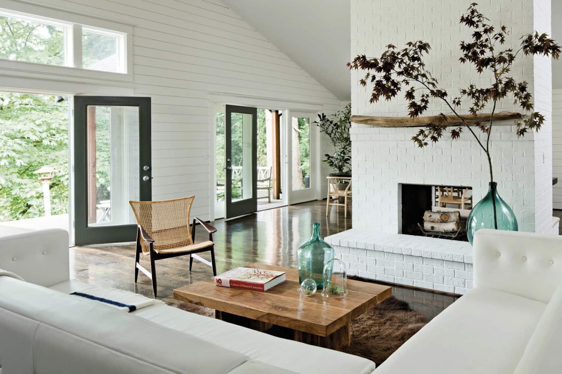 Scandinavian Living Rooms Design Inspiration Photo Gallery ...