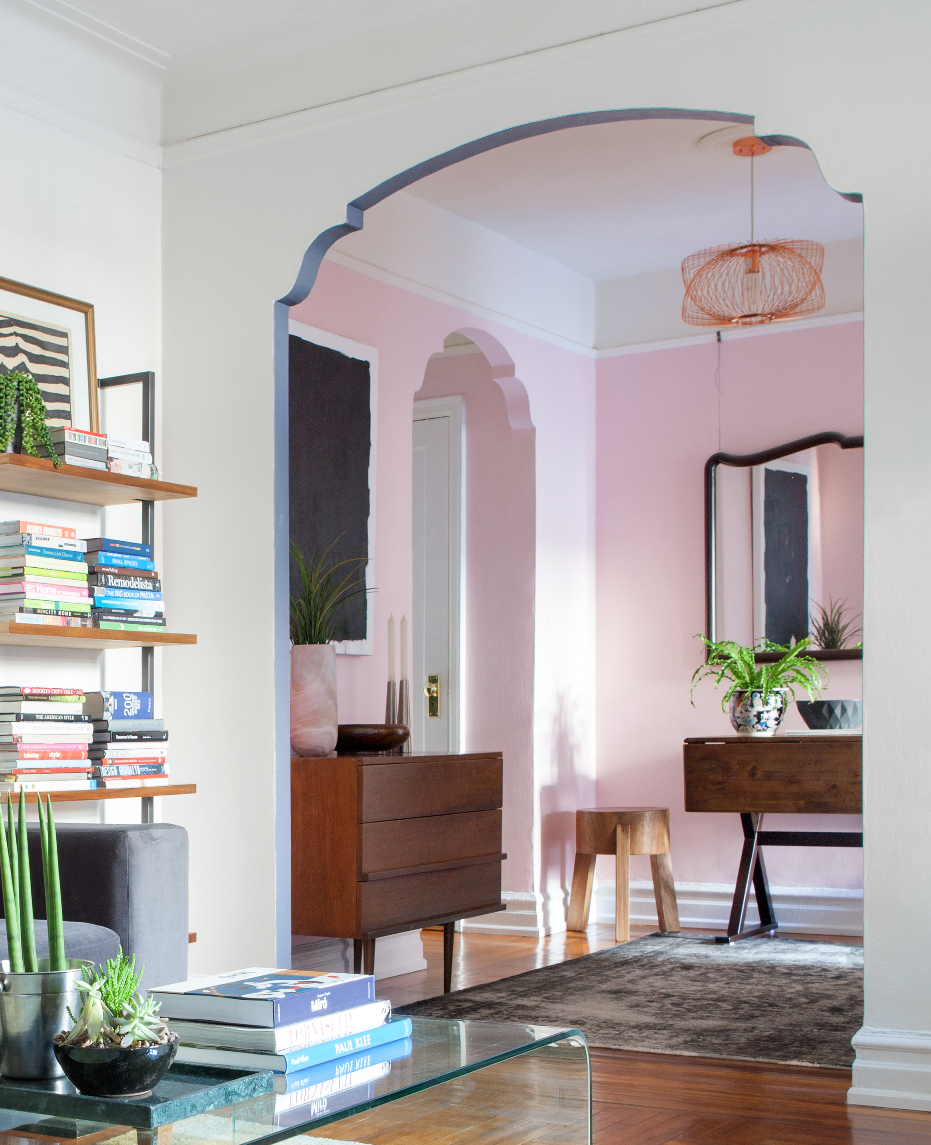 Brooklyn Apartments: House Tour: A Small Southern Style Brooklyn Home