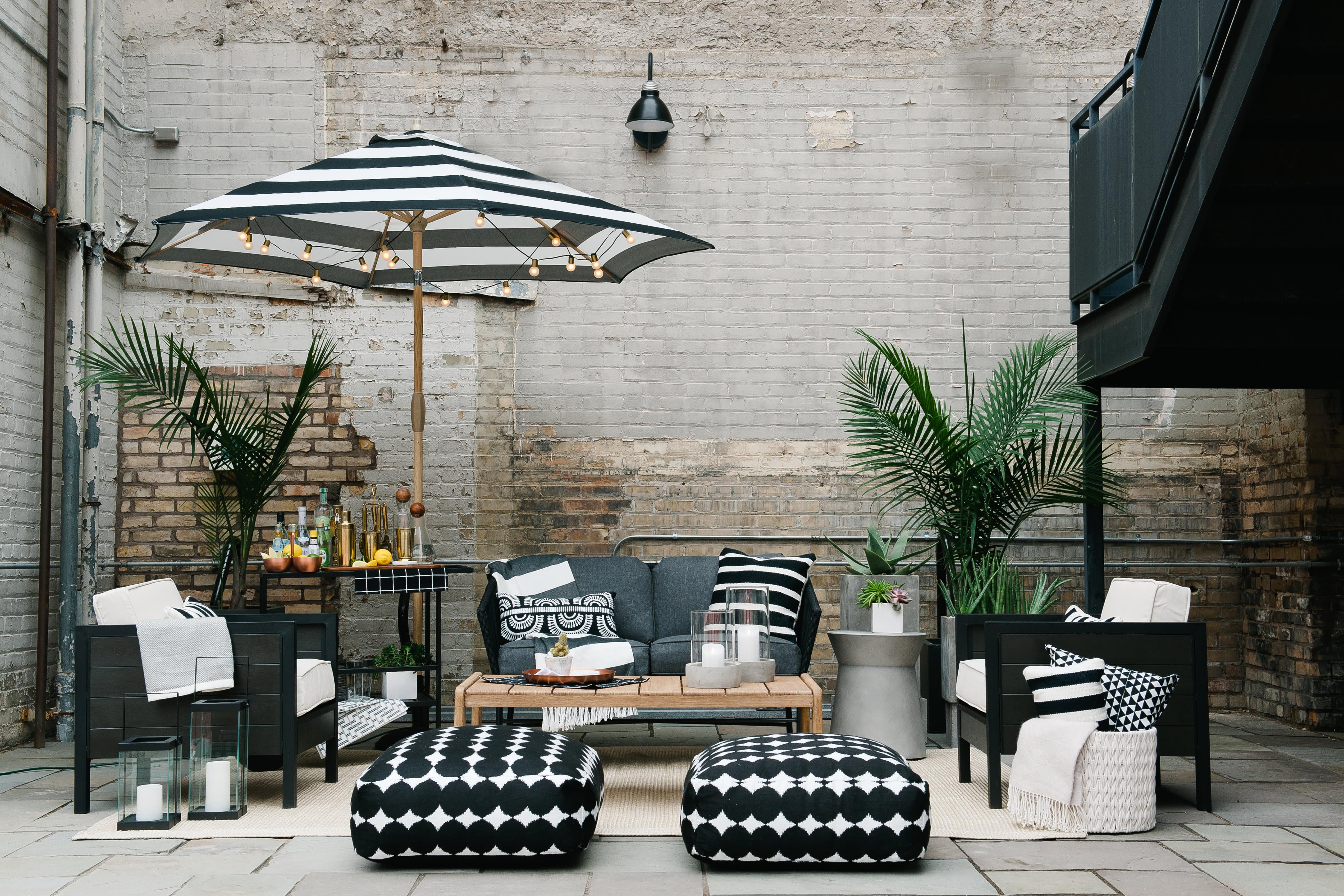 Emily Henderson Target Outdoor Furniture Design Ideas