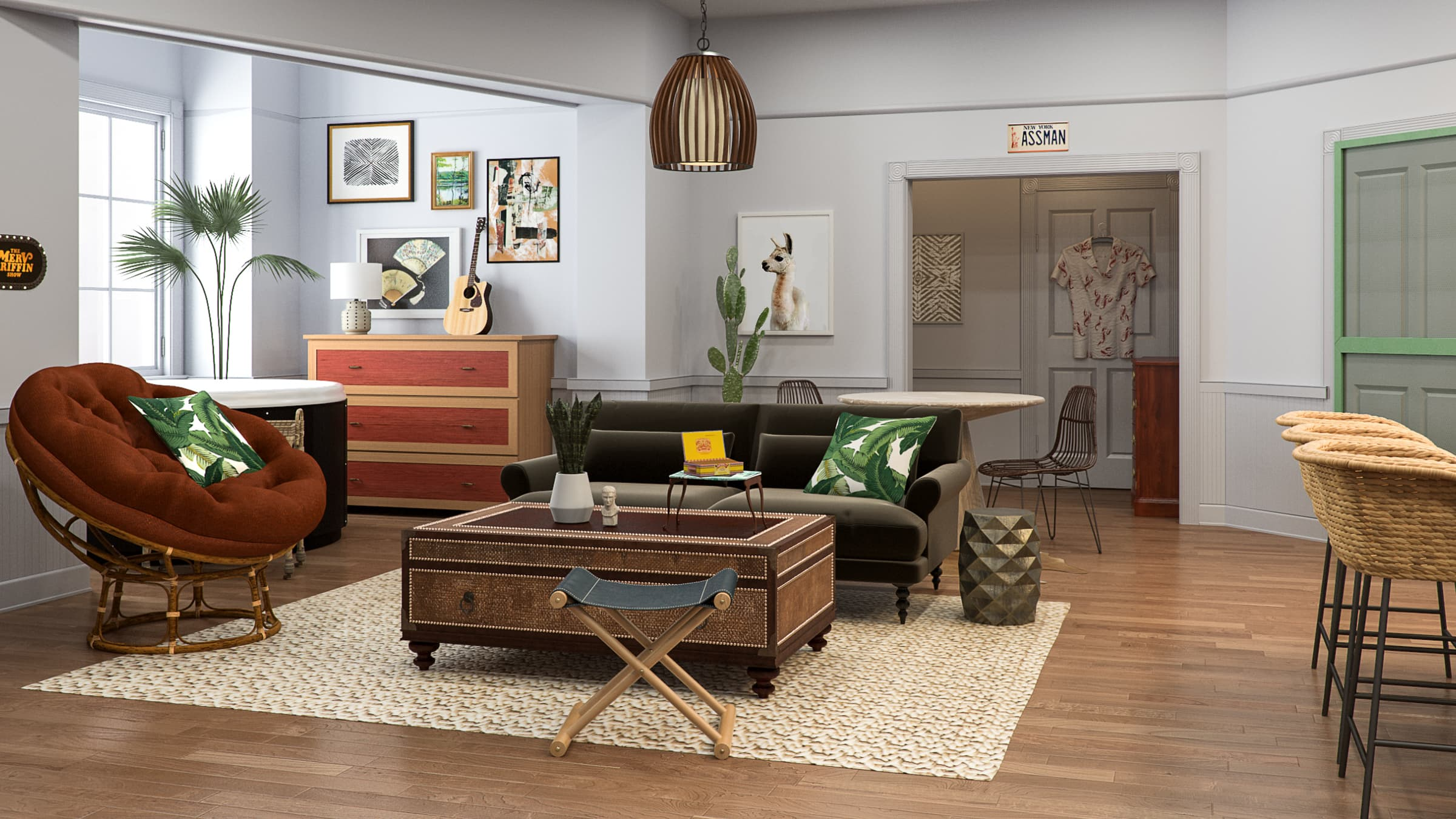 Heres What Seinfelds Apartment Would Look Like in 2018 ...