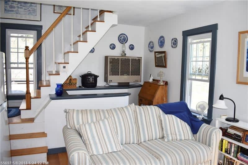 Victorian Tiny House In Maine For Sale Photos Apartment