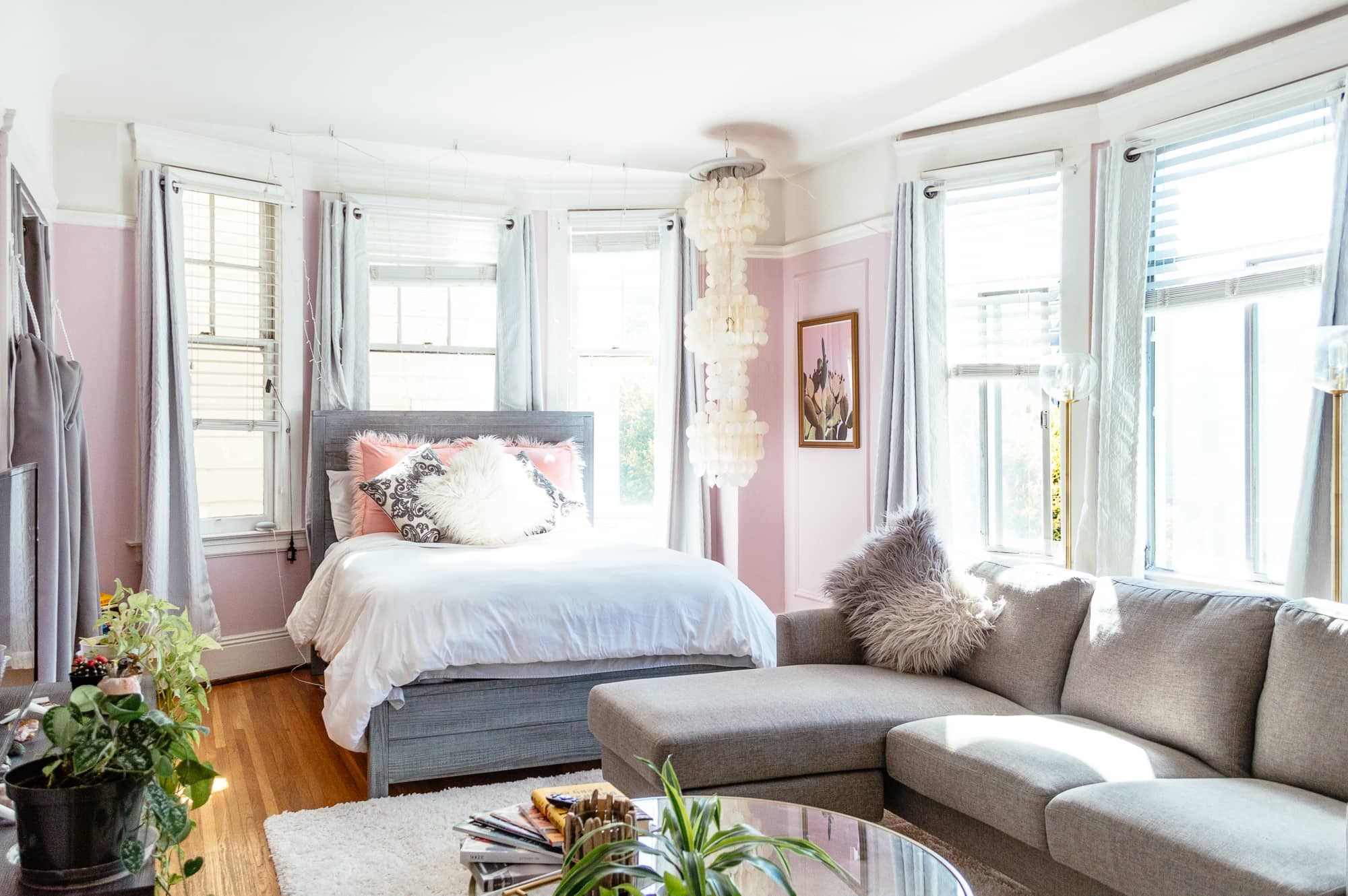 Small Space Living San Francisco Studio Apartment ...