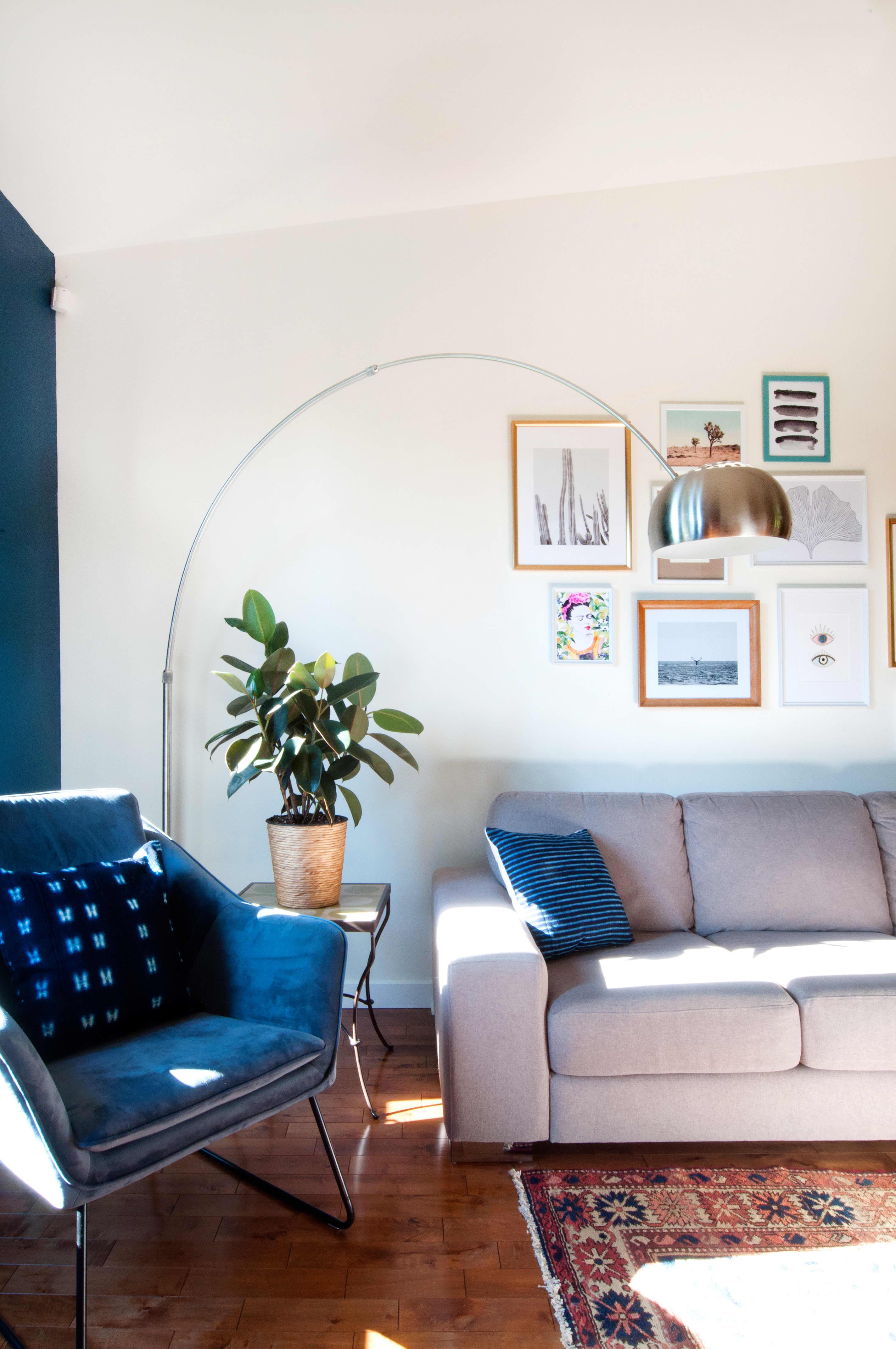 California Bohemian Vintage Decor Inspiration | Apartment ...