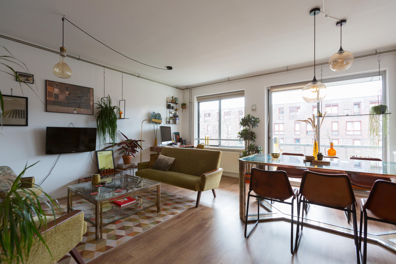 Vintage Filled Amsterdam Rental Apartment Tour Apartment