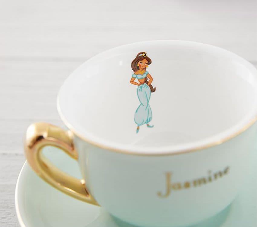 Pottery Barn Kids Sells A Disney Princess Tea Set