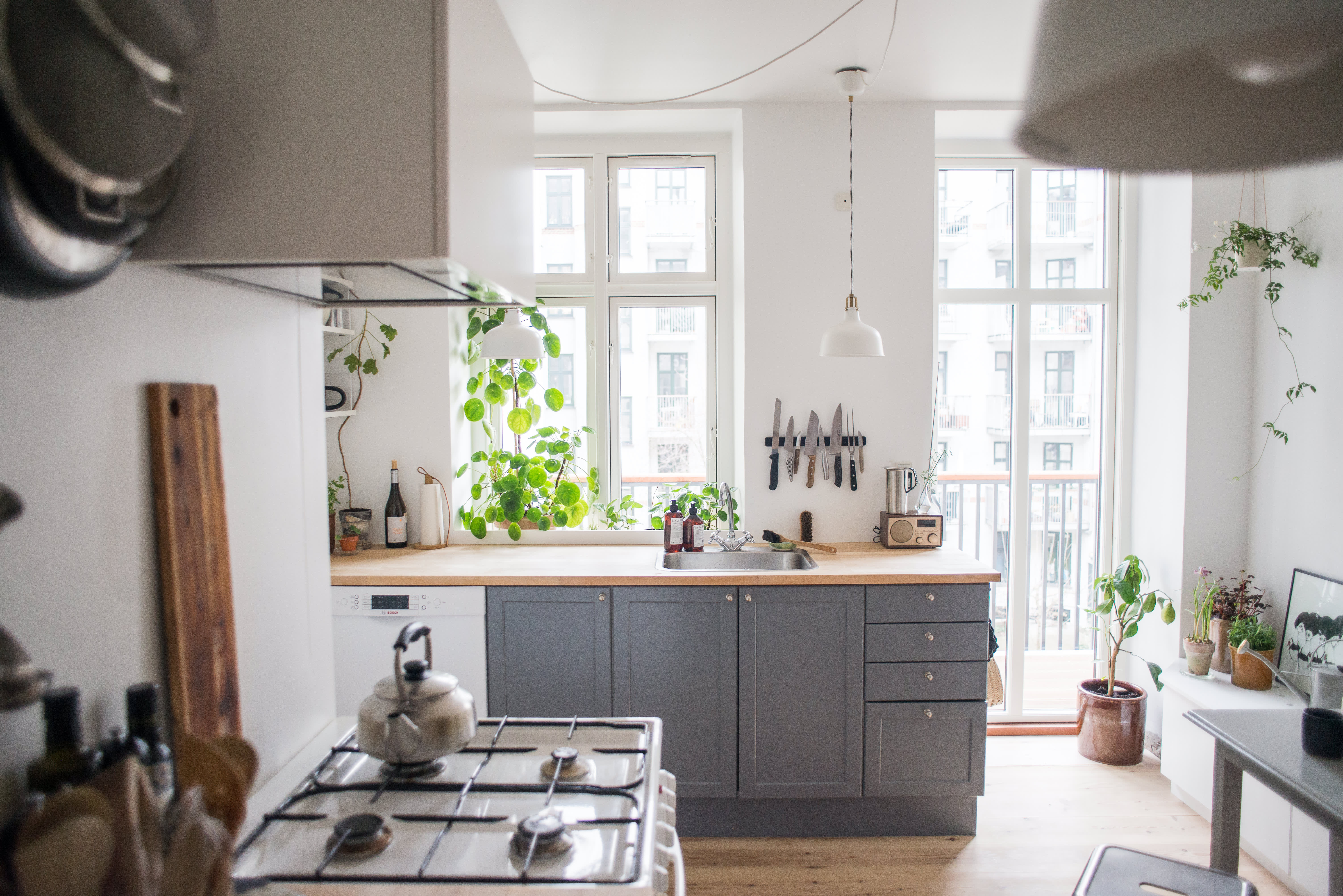 Scandinavian Nordic Copenhagen House Tour Photos ...