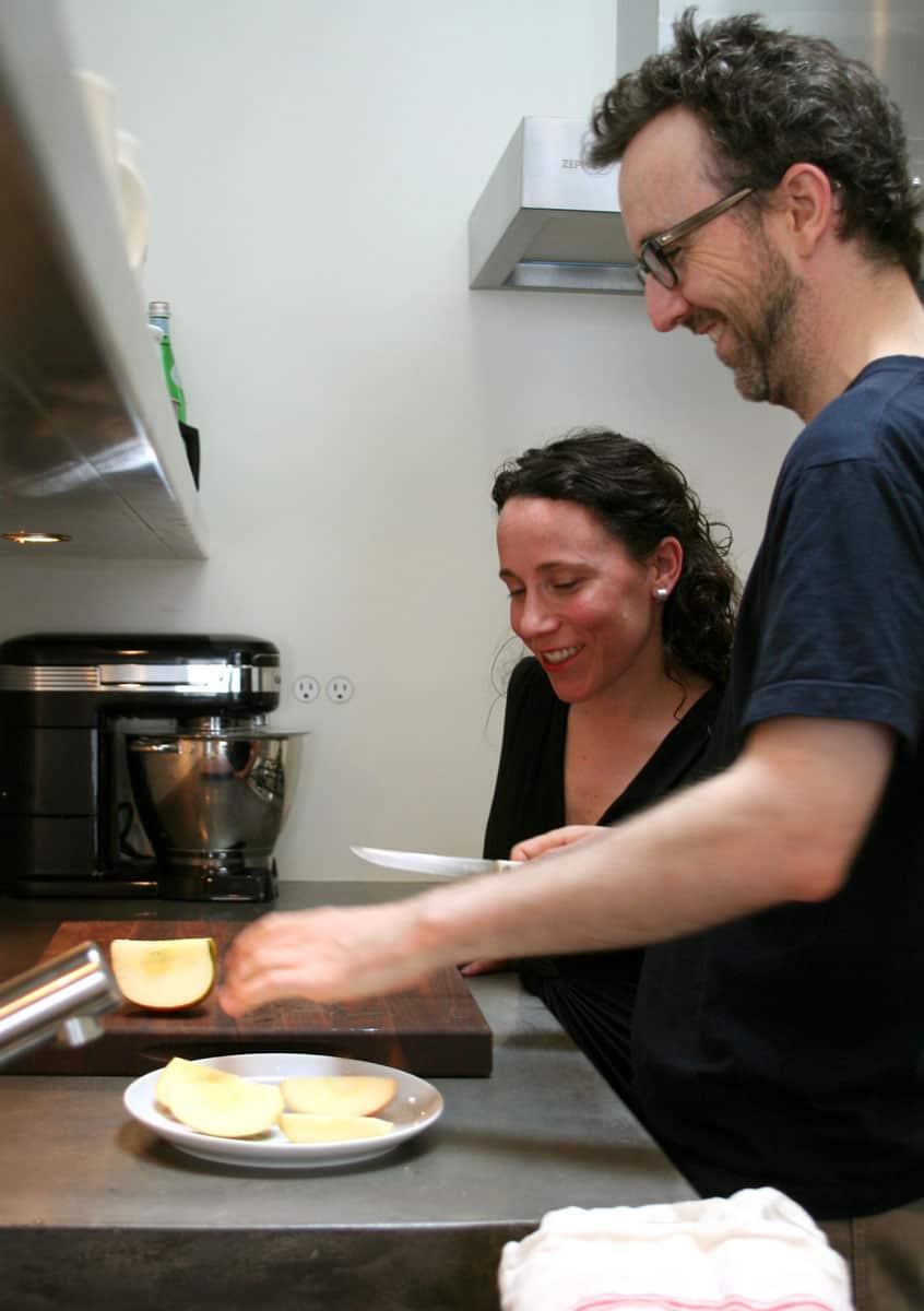 Kitchen Tour: Johanna And Dennis' Minimalism