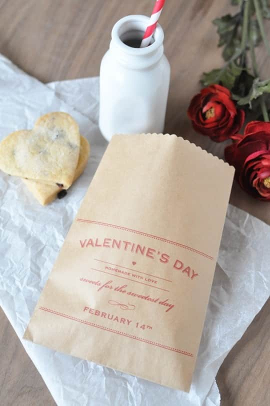 Diy Packaging For Your Valentine Goodies Kitchn