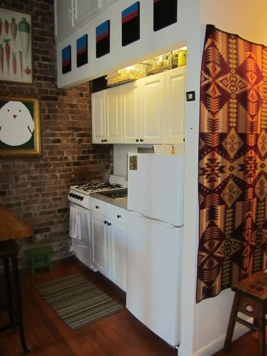 Real People, Real Kitchens: 15 More Small Cool Kitchens To