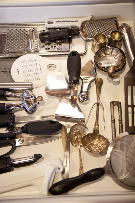 Smart Storage Ideas For Kitchen Utensils 15 Examples From