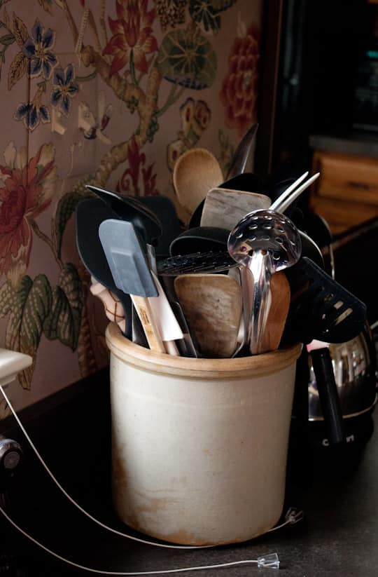 Smart Storage Ideas For Kitchen Utensils: 15 Examples From